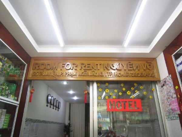 Nguyen Vo Hotel Ho Chi Minh City