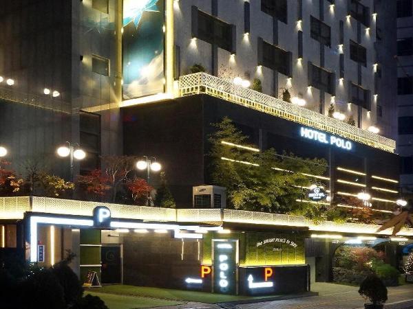 Polo Tourist Hotel Incheon