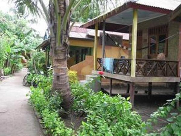 Sunrise Bungalows Gili Trawangan Lombok