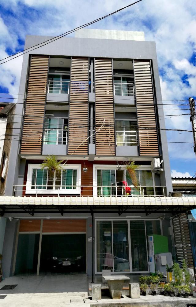 อพาร์ตเมนต์ 1 ห้องนอน 1 ห้องน้ำส่วนตัว ขนาด 25 ตร.ม. – หาดใหญ่ เซ็นทรัล – T.M. Home, Hatyai  ,Feel @Home  5 mins to downtown