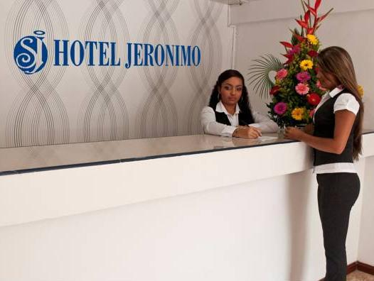 Hotel Jeronimo Centro