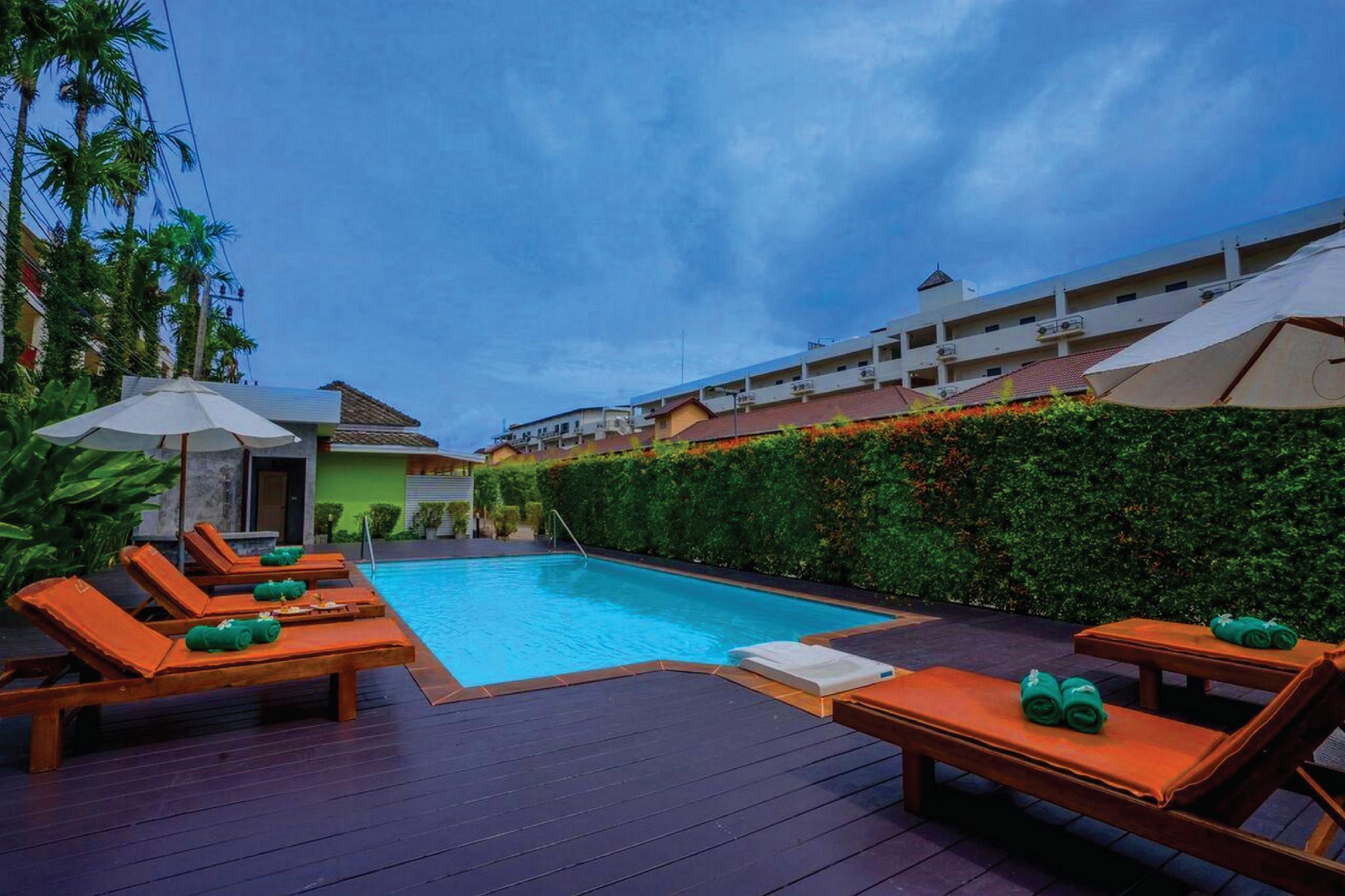 Simply Resort By Metadee ซิมพลี รีสอร์ต บาย เมทาดี