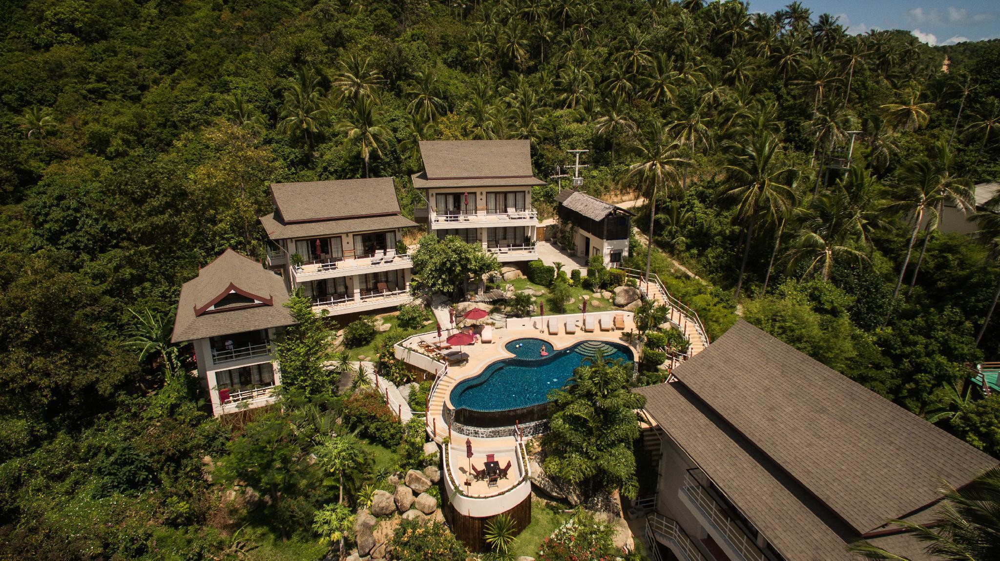 Koh Phangan Pavilions เกาะ พะงัน พาวีเลียน