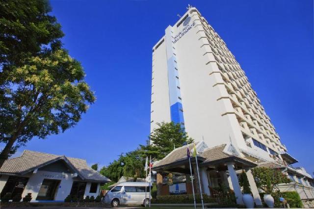 อพาร์ตเมนต์ 1 ห้องนอน 1 ห้องน้ำส่วนตัว ขนาด 40 ตร.ม. – หาดเขาตะเกียบ – Blue Wave beach resort Hua Hin 1203