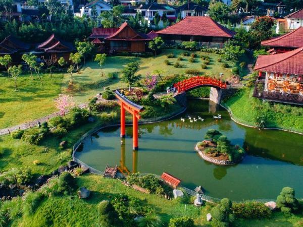 The Onsen Hot Spring Resort Malang