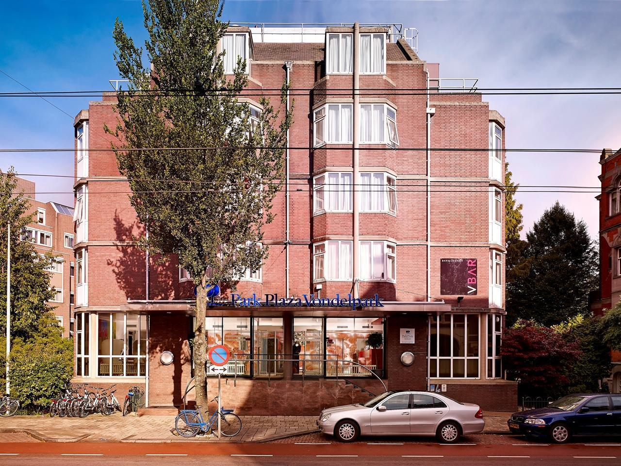 Park Plaza Vondelpark Amsterdam Hotel