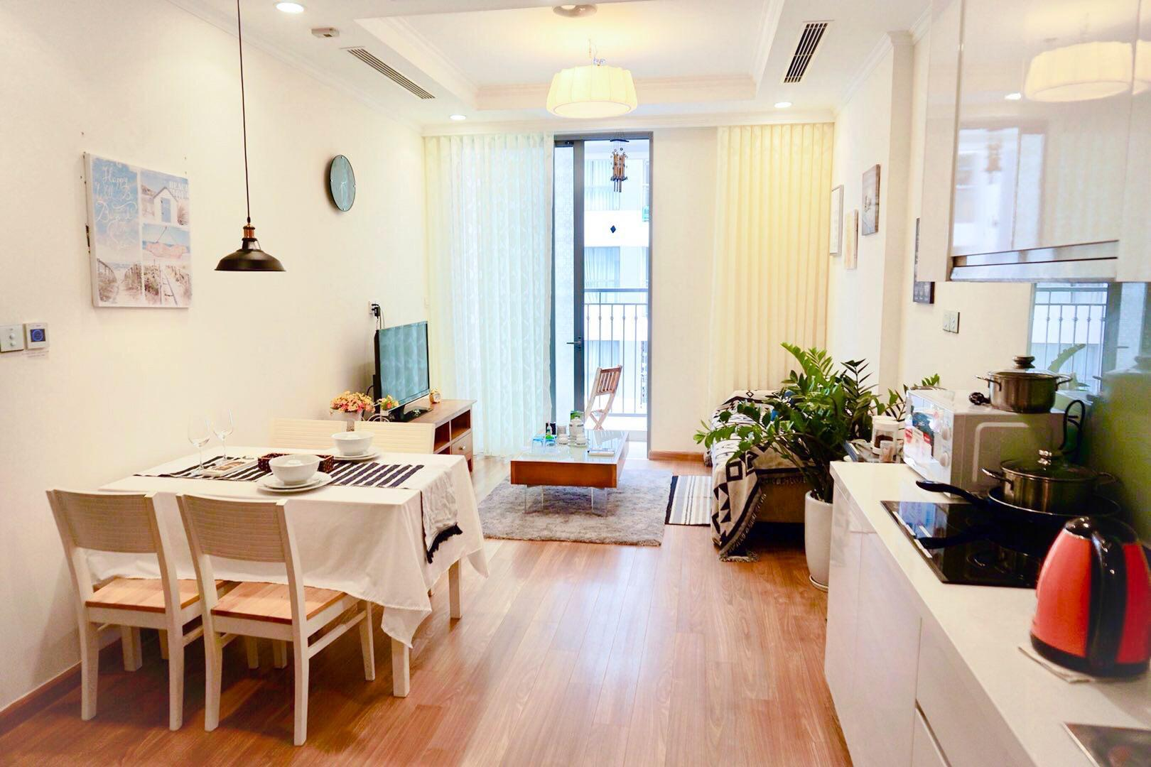 NEW,SKY GARDEN,DELUX and CENTRAL 2BR Apt(The TuHouse)
