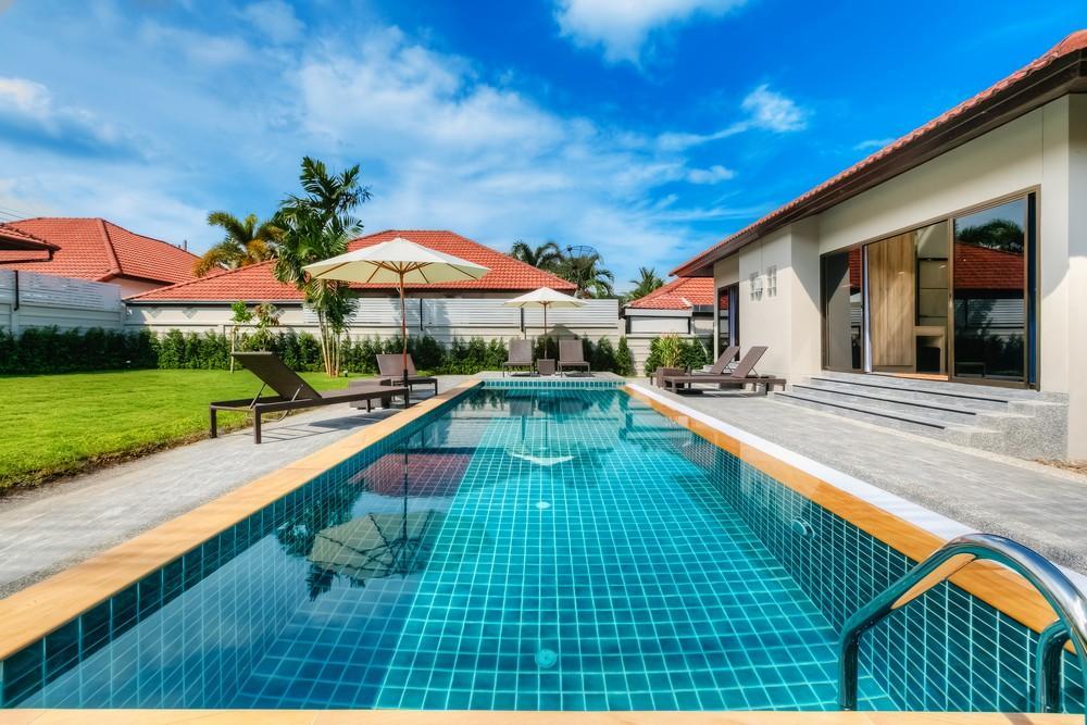 3 BD Garden Pool Villa In Bangtao