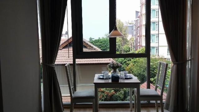 อพาร์ตเมนต์ 1 ห้องนอน 1 ห้องน้ำส่วนตัว ขนาด 47 ตร.ม. – สุเทพ – The Nimmana Condominium