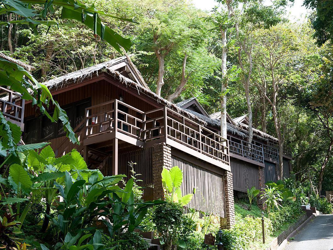 Baan Krating Jungle Beach Hotel