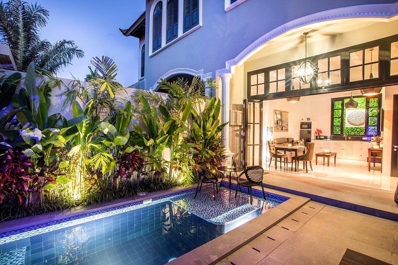 Villa Pulau Rumah Seminyak