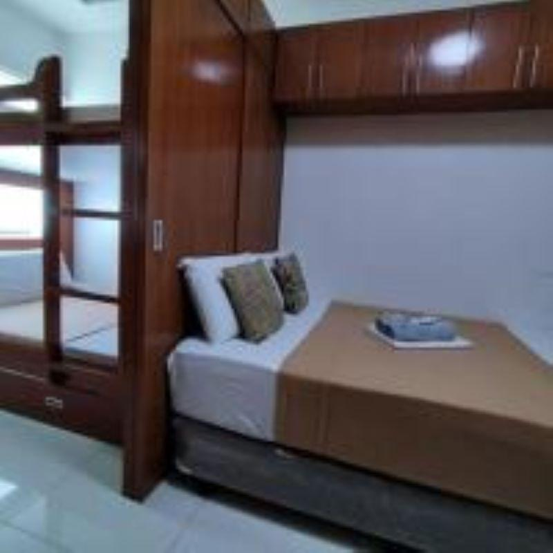 Green 1 Bedroom Condotel in Metro Manila