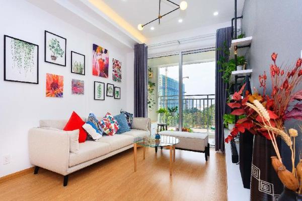 KIRAKUAN Luxury 2BR POOL/GYM Ho Chi Minh City