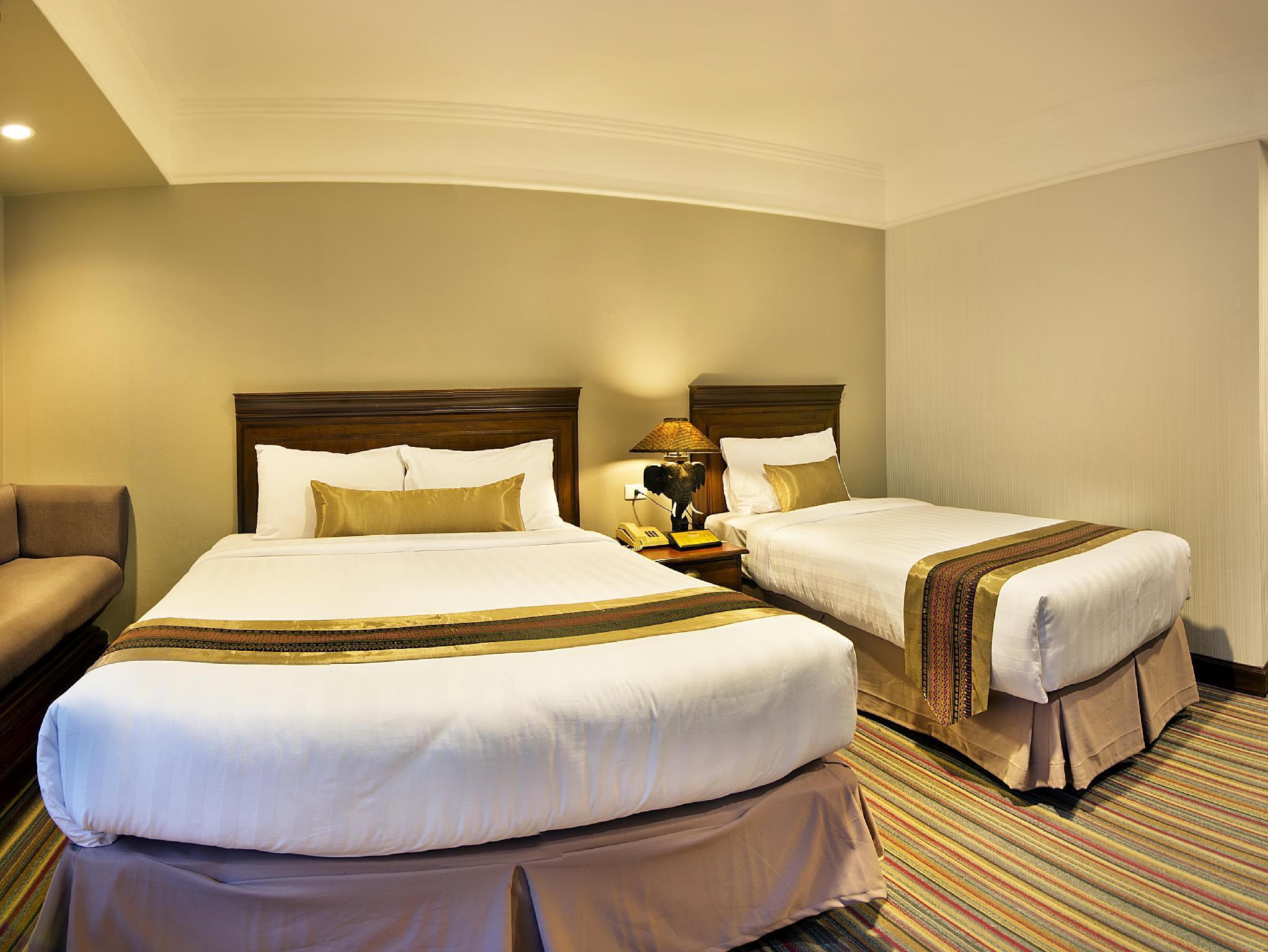 Royal Rattanakosin Hotel โรงแรมรอยัล รัตนโกสินทร์