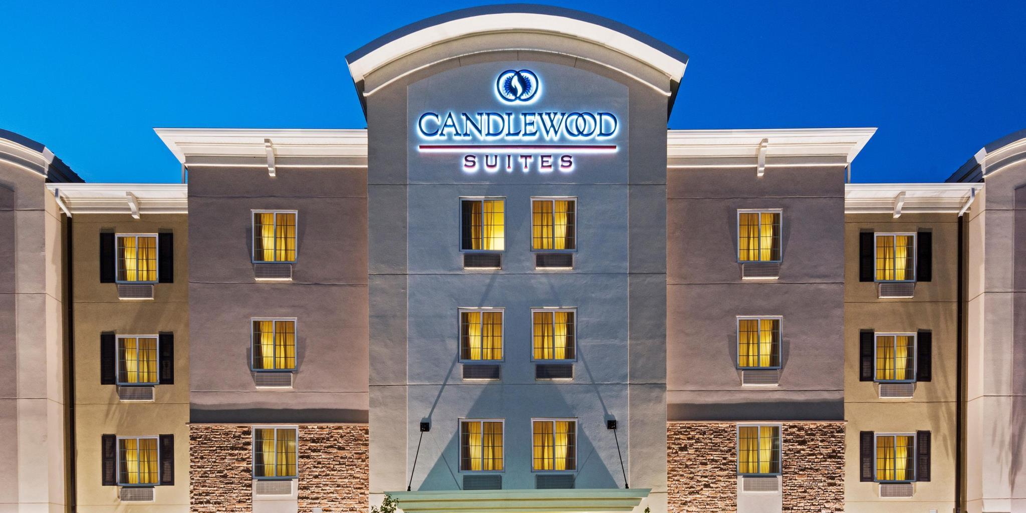 Candlewood Suites Valdosta Mall