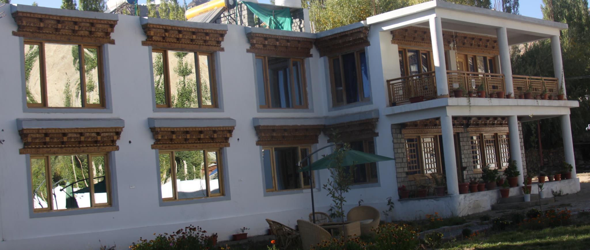 Eco Residency Leh