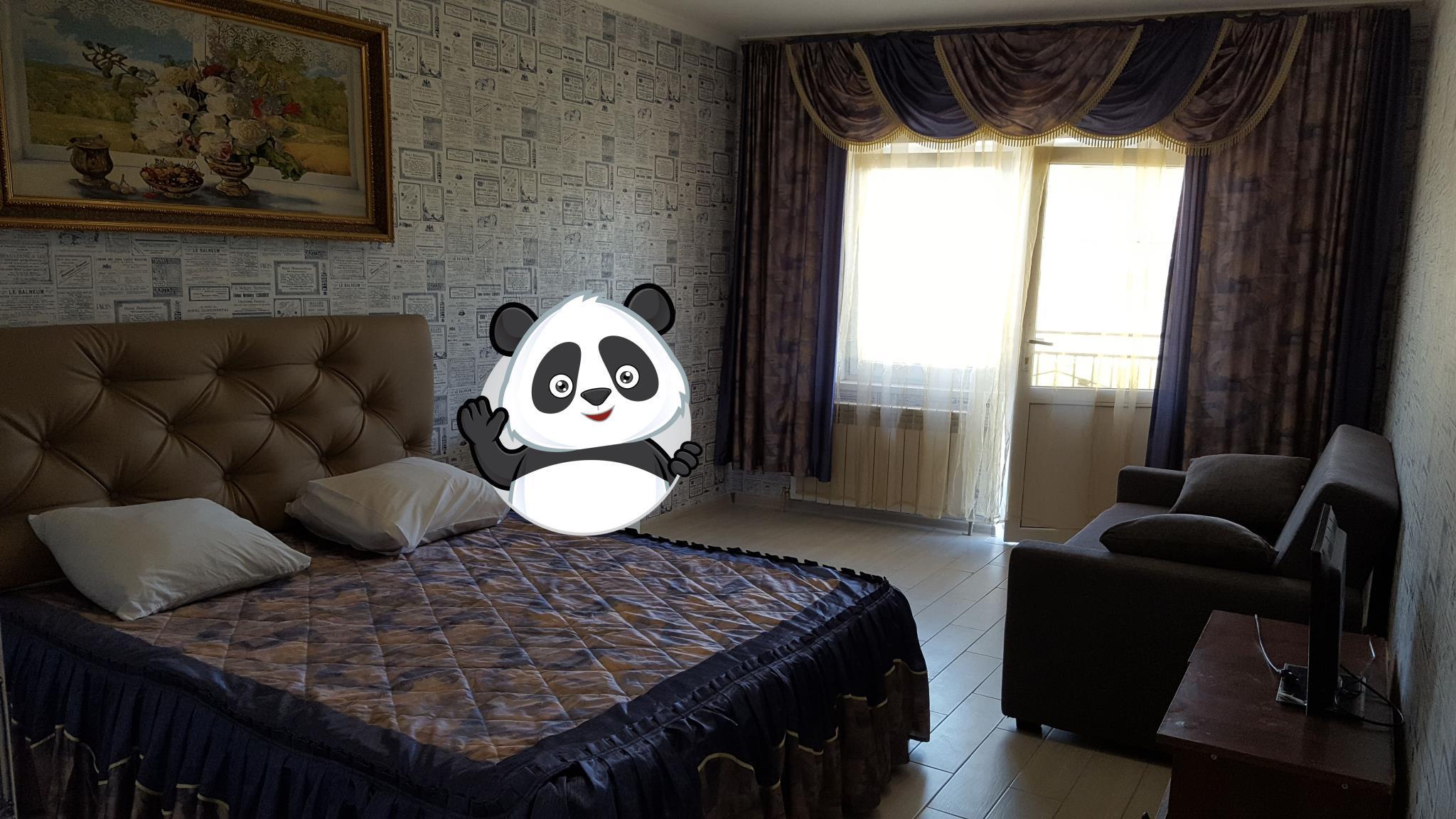 COMFORTABLE HOTEL PANDA IN OLYMPIC PARK