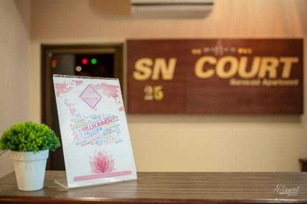 SN Court Serviced Apartment Chiang Mai