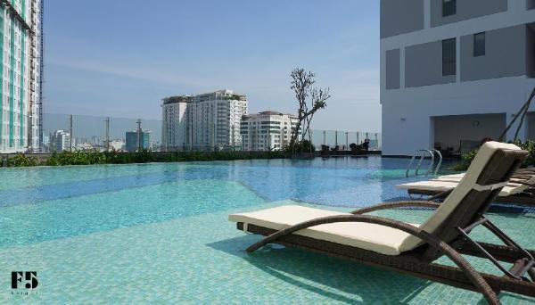 F5 Saigon-Luxury Studio-BenThanh-Bui Vien-Pool&Gym Ho Chi Minh City