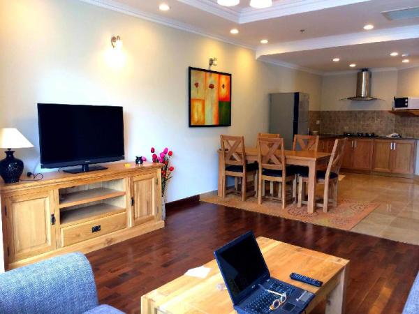 Merin Suites Tower Apartment with 2 Bedrooms Ho Chi Minh City