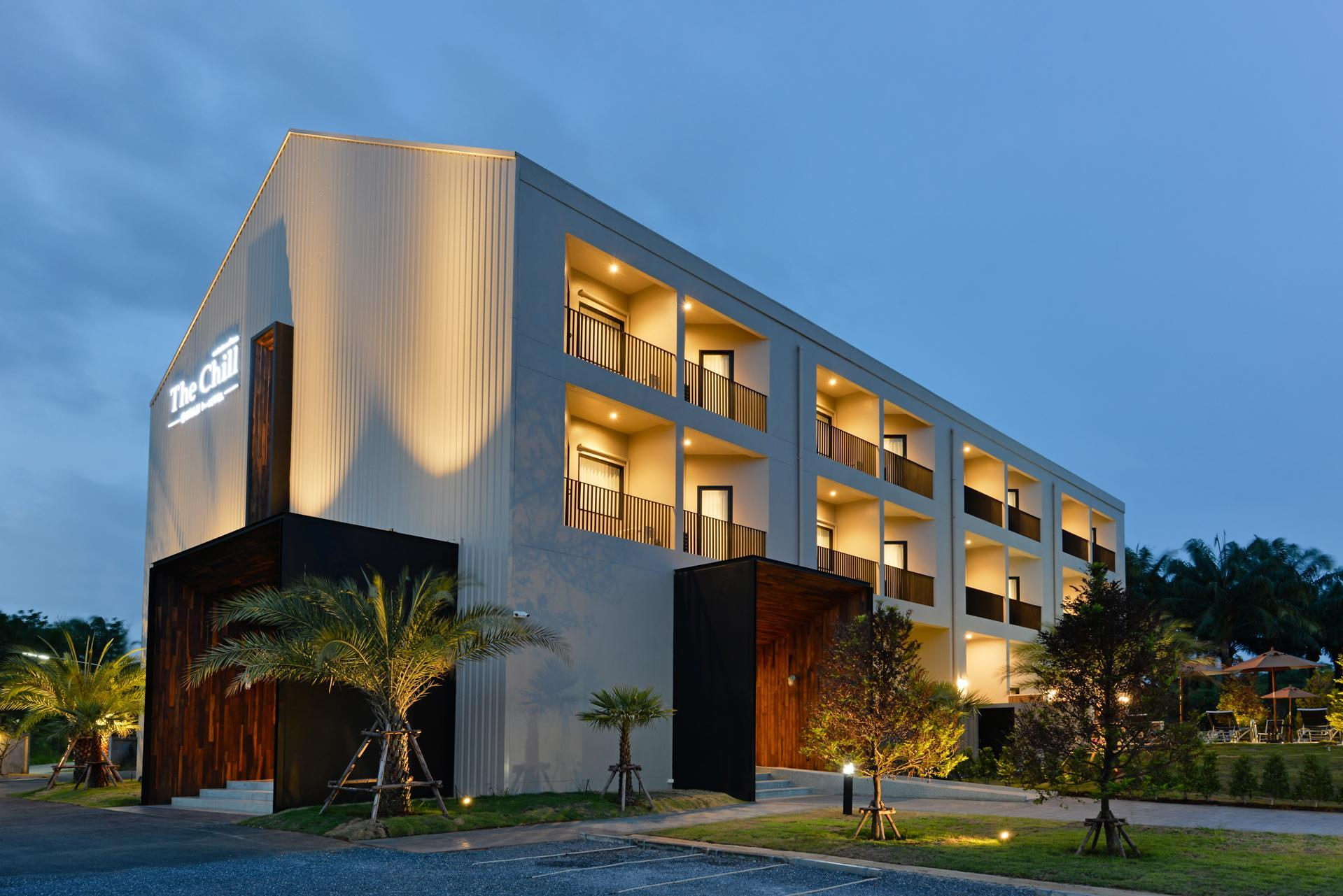 The Chill @ Krabi Hotel