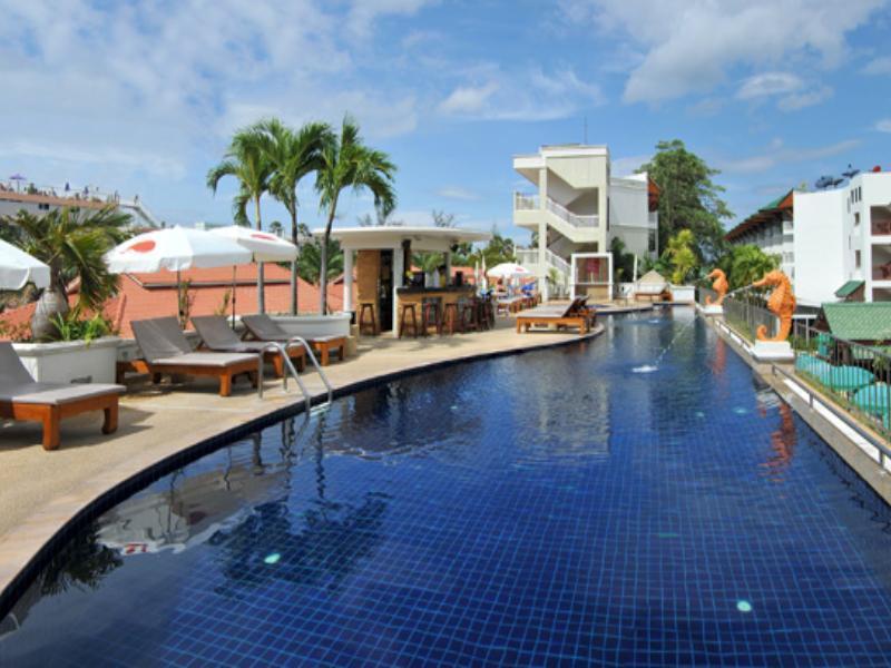 Karon Princess Hotel โรงแรมกะรน ปริ๊นเซส