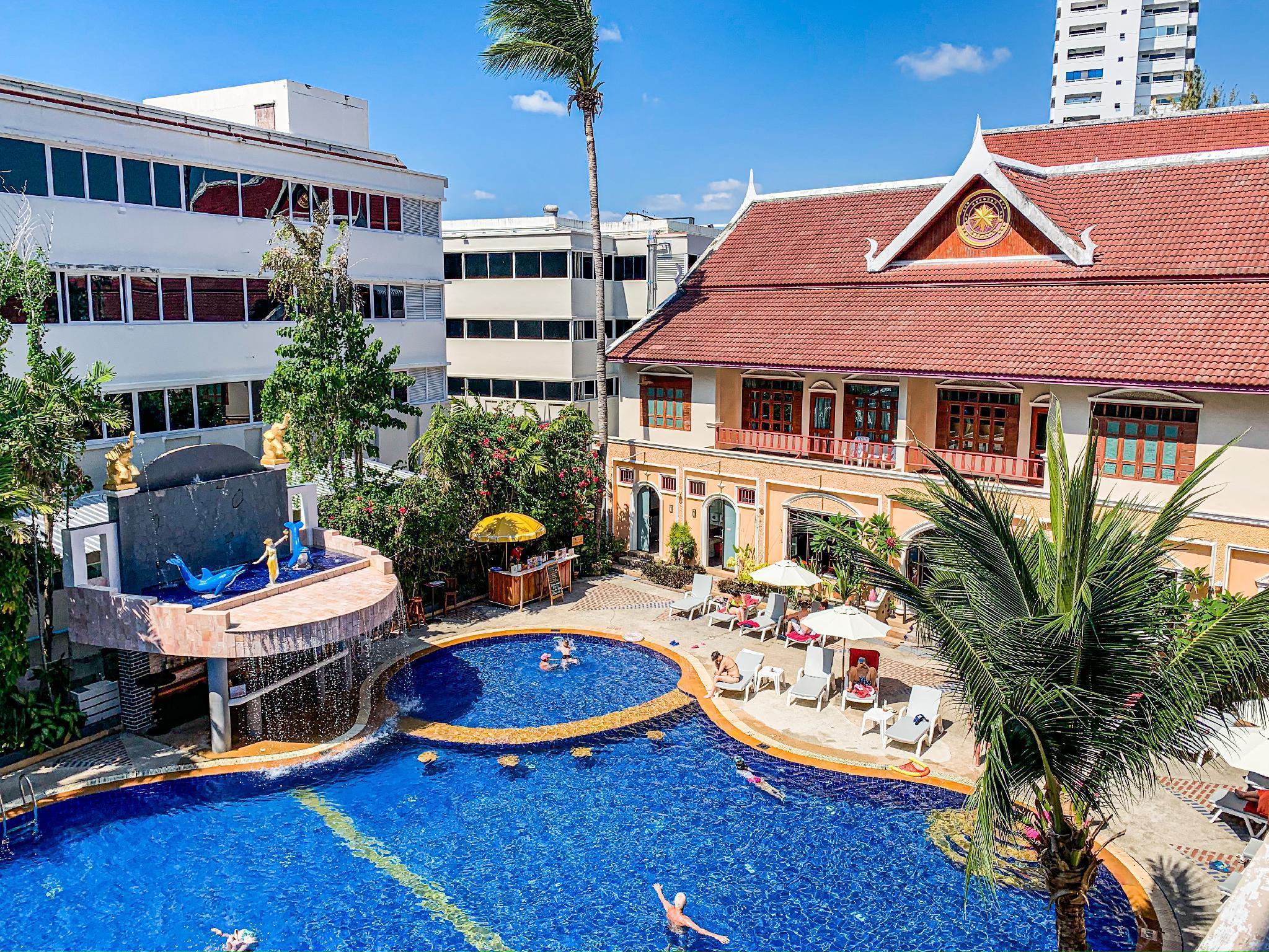 Tony Resort โทนี่ รีสอร์ท