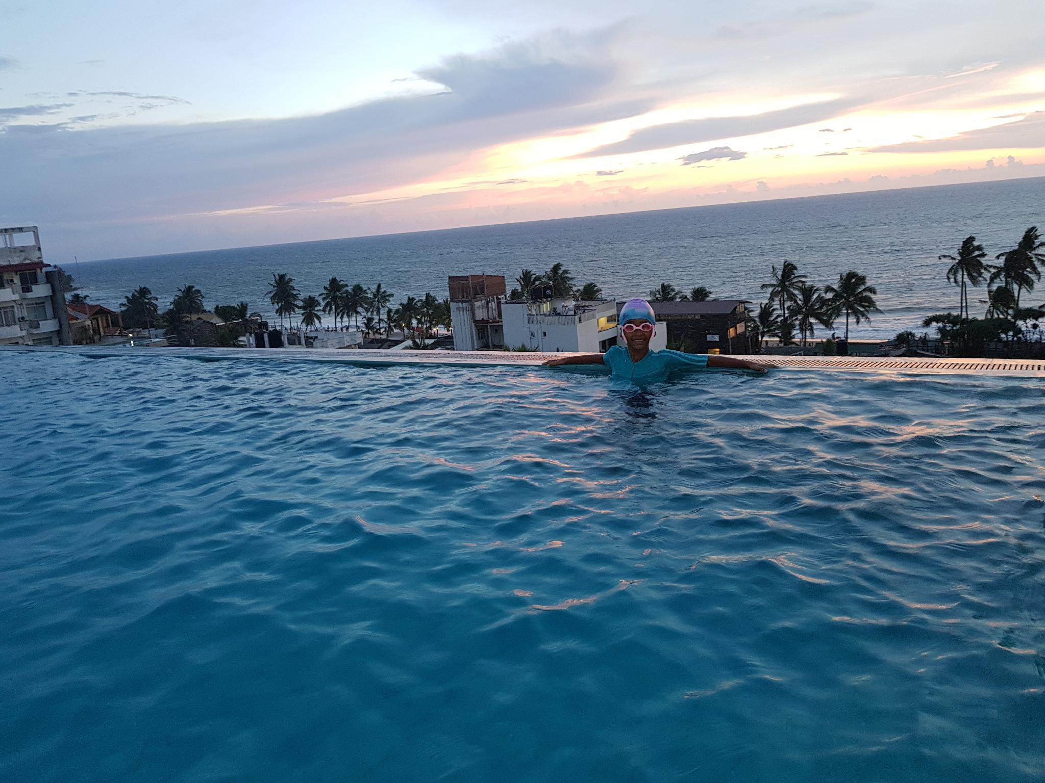 Hiru Ocean Villa Mount Lavinia Beach