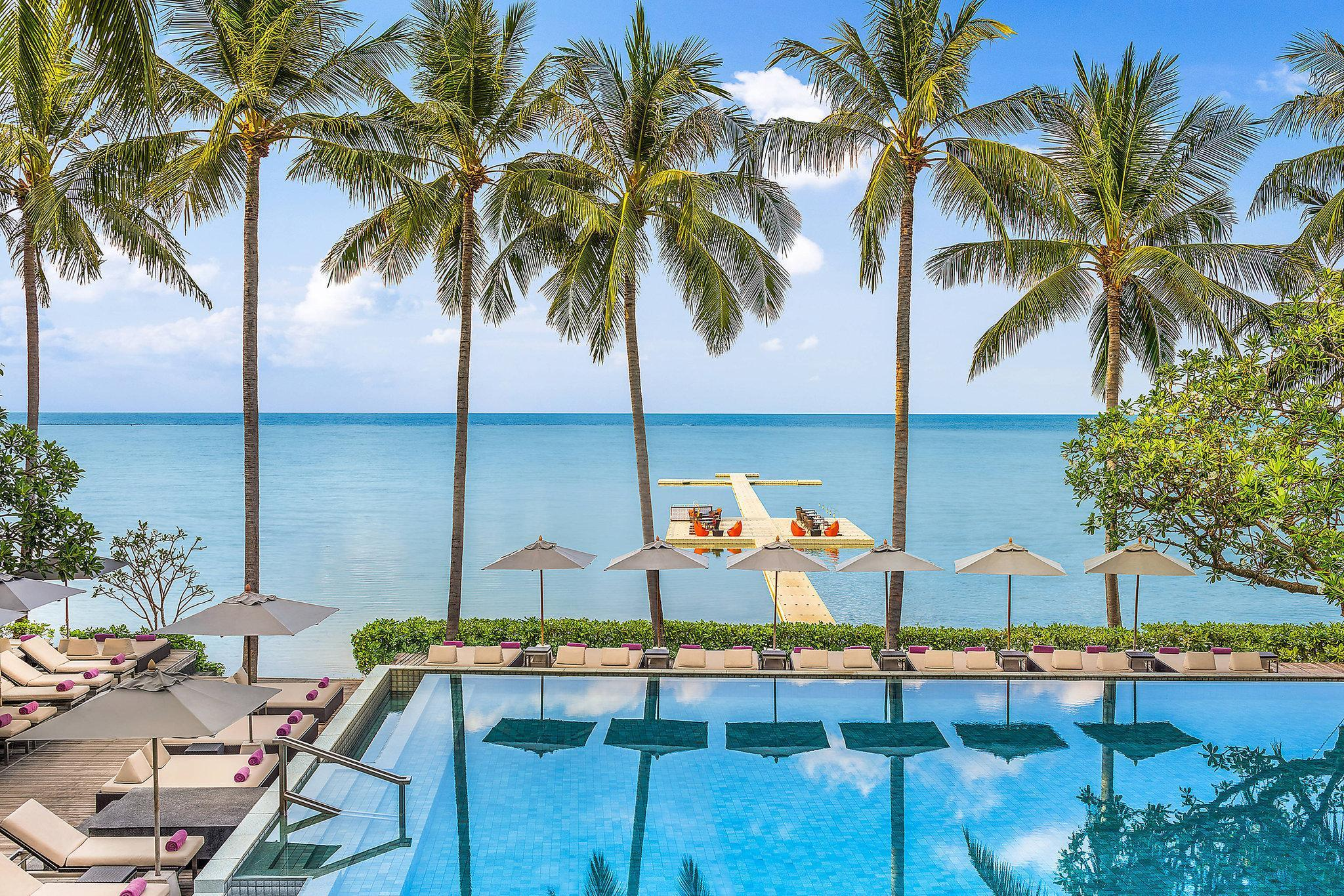 Le Méridien Koh Samui Resort & Spa เลอ เมริเดียน เกาะสมุย รีสอร์ต แอนด์ สปา