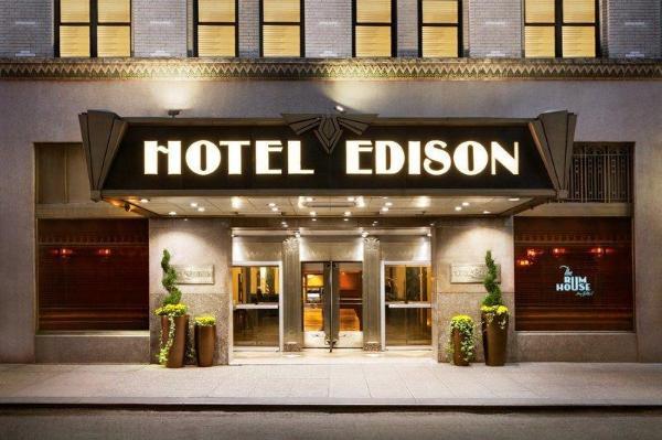 Hotel Edison Times Square New York