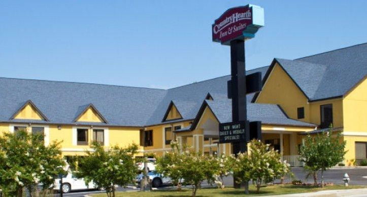 Country Hearth Inn And Suites Union City Atlanta