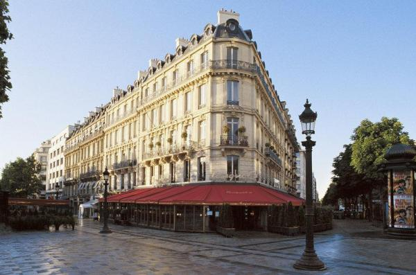 Hotel Barriere Le Fouquet