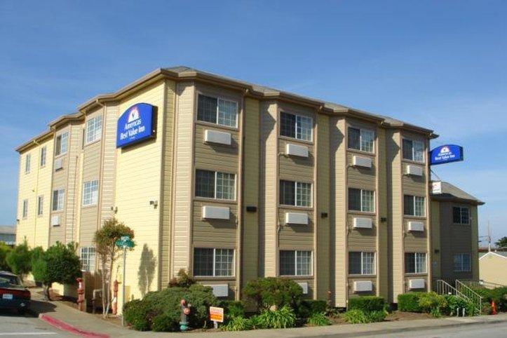 Americas Best Value Inn San Francisco Pacifica