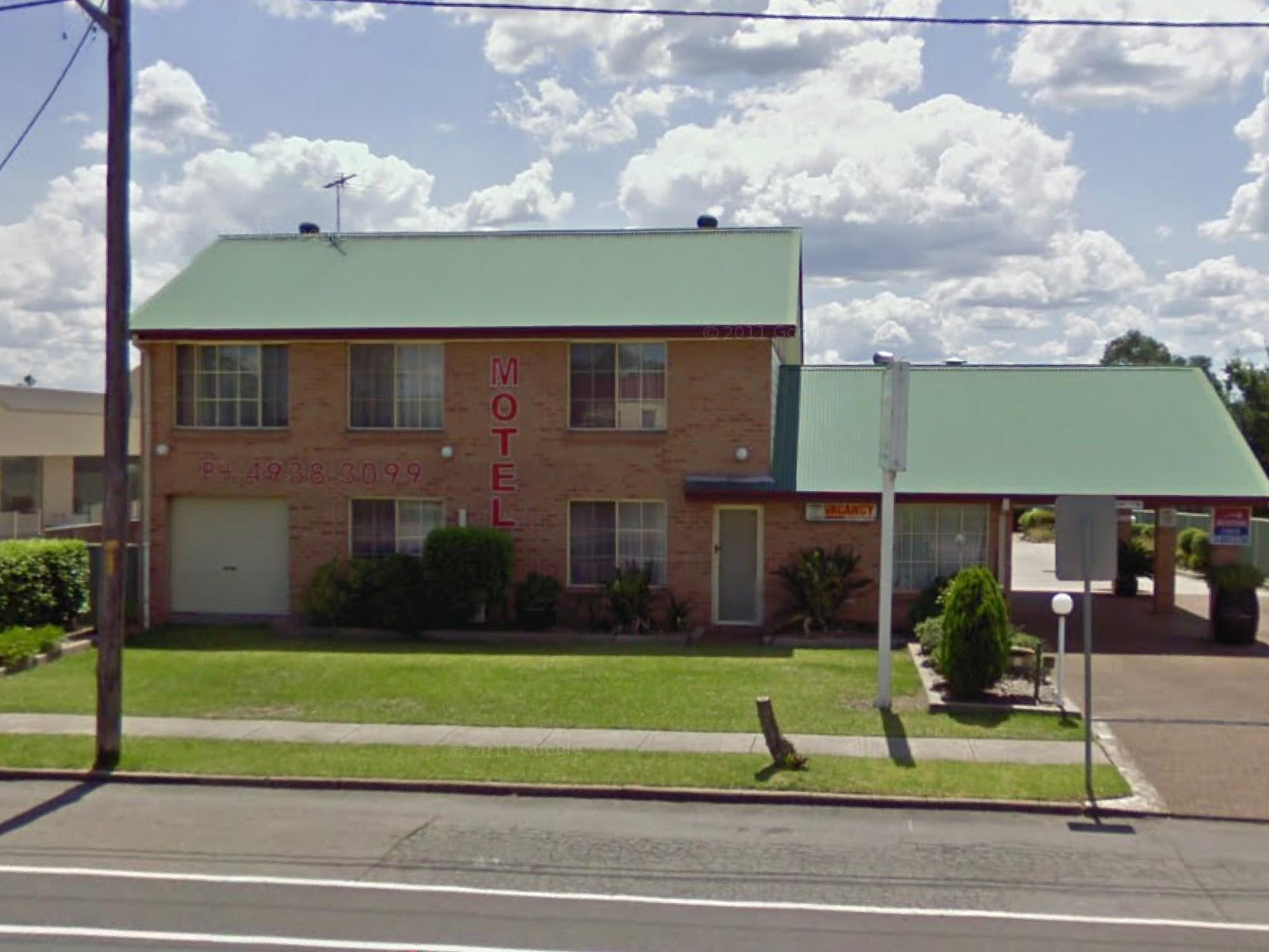 Price Branxton House Motel