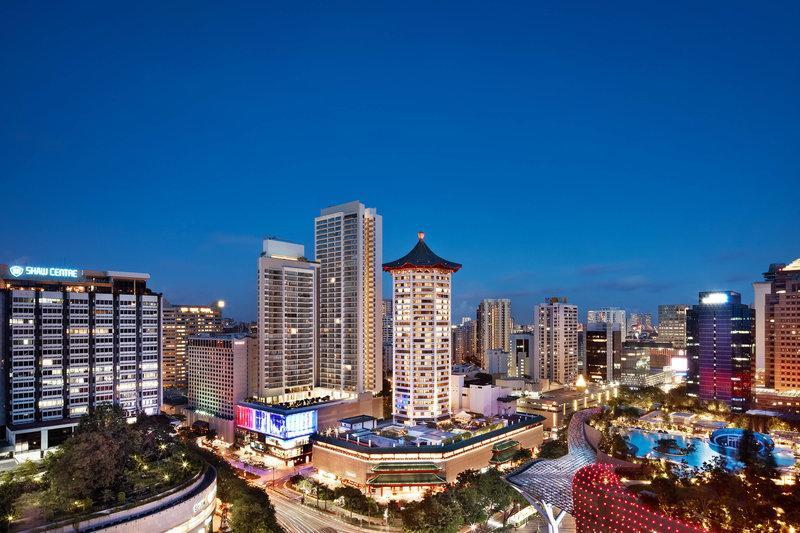 Singapore Marriott Tang Plaza Hotel (SG Clean Certified)