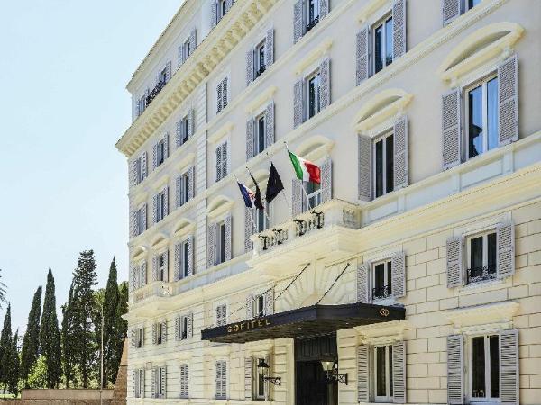 Sofitel Rome Villa Borghese Hotel Rome