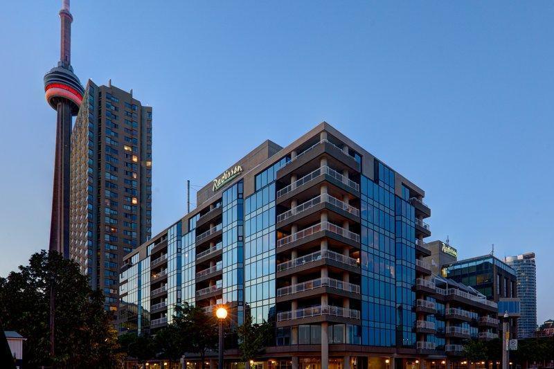 Radisson Admiral Hotel Toronto Harbourfront