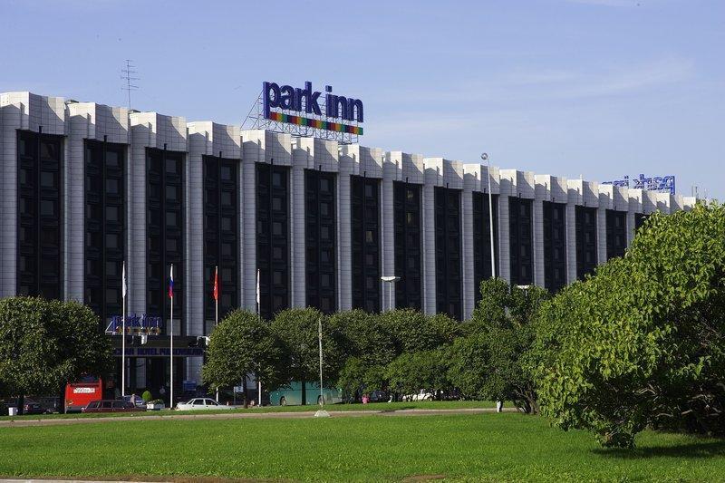 Park Inn by Radisson Pulkovskaya St Petersburg