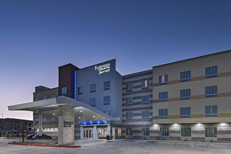 Fairfield Inn And Suites Austin Buda