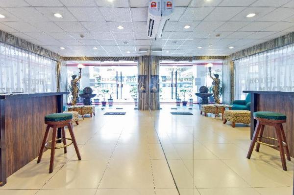 Macktz Comfort Inn Kuala Lumpur