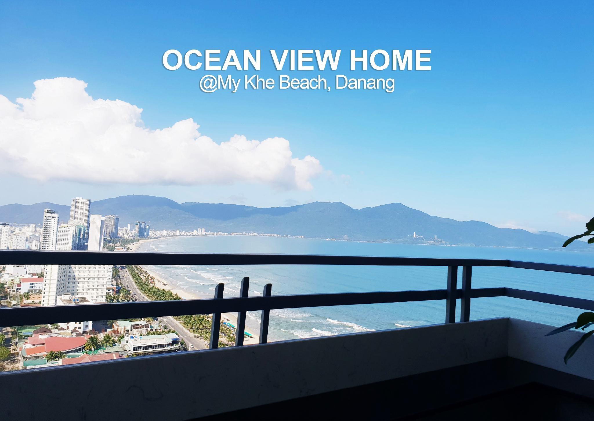 WOW HOME WITH OCEAN VIEW MY KHE BEACH
