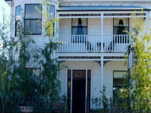 Captains Retreat B & B + Apartments