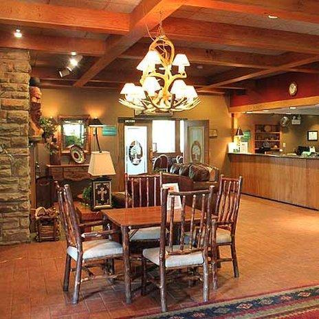Chestnut Tree Inn   Cherokee
