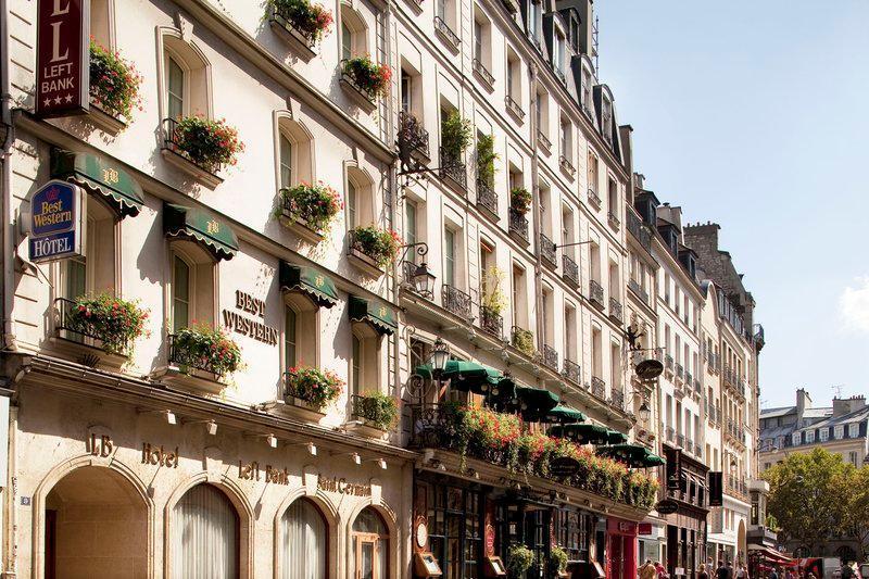 Hotel Left Bank Saint-Germain