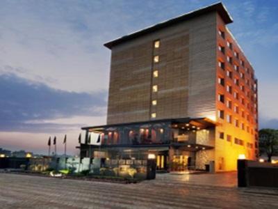 The Golden Palms Hotel   East Delhi