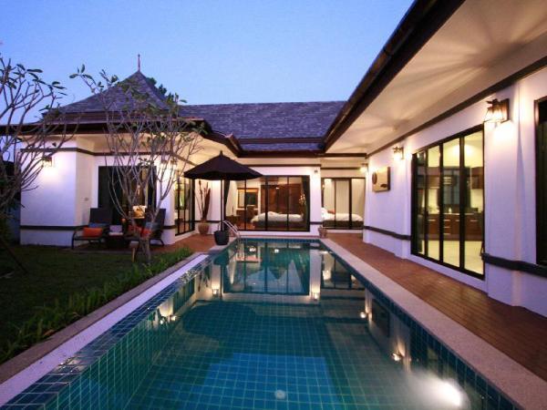 The Aqua Pool Villas Phuket