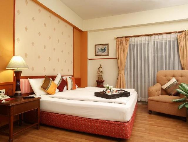 โรงแรมพีเพิล เพลซ 1 – People Place Hotel 1