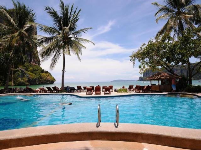 ไร่เลย์ เบย์ รีสอร์ท แอนด์ สปา – Railay Bay Resort & Spa