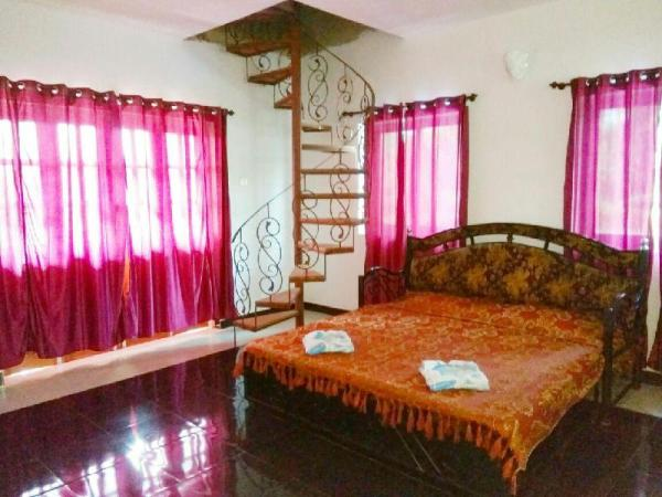 Casa Beira-Mar 3, Quaint Studio Apt + Kitchenette Goa