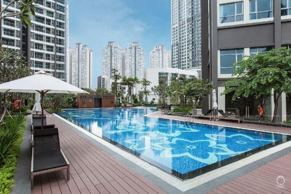 FRESH AIR APARTMENT - 2BR - AWSOME CITY VIEW Ho Chi Minh City